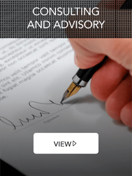 CONSULTING AND ADVISORY